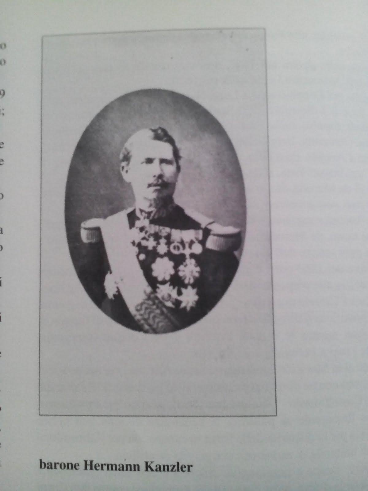 Kanzler, Hermann, barone