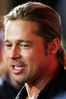 Brad Pitt Hairstyle Picture