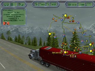 Free Game Hard Truck: 18 Wheels of Steel