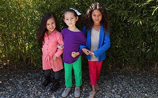 MyHabit: Up to 60% off eggi kids for Girls: In rich autumnal shades like purple and pretty red, these easy leggings, dresses and more are just the thing to get her ready for school, trips to the apple orchard and everything in between