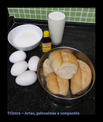 economia na cozinha; lanche; sobremesa com pão; receita com pão; receita de liquidificador;