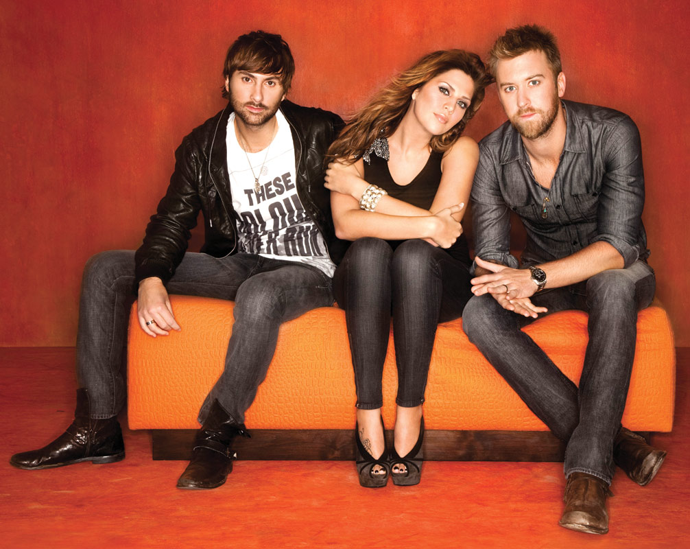 Download Lady Antebellum, Wallpaper