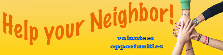Help your neighbor!