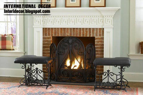 classic fireplace design ideas, fireplace designs