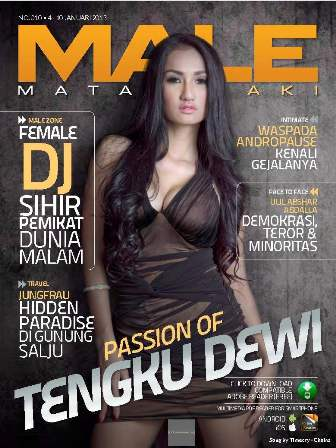 Download MALE Edisi 010 - Tengku Dewi
