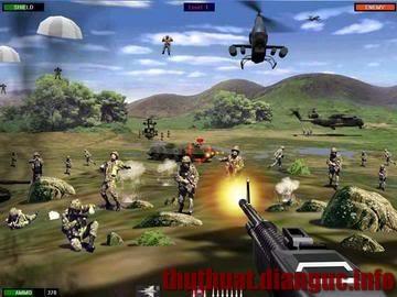 tải game bắn súng beach head , tải game bắn súng hay nhất cho PC laptop