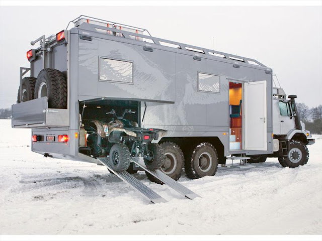 videos de camiones mercedes zetros 6x6 de lujo 3