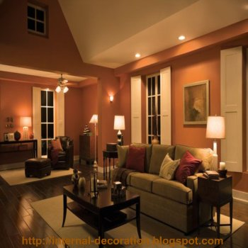 Bedroom color design romantic cottage living roomfree for Romantic living room decorating ideas