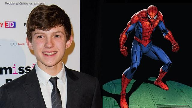 Tom Holland Spider-Man