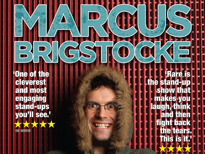 Marcus Brigstocke - St Ives Guildhall