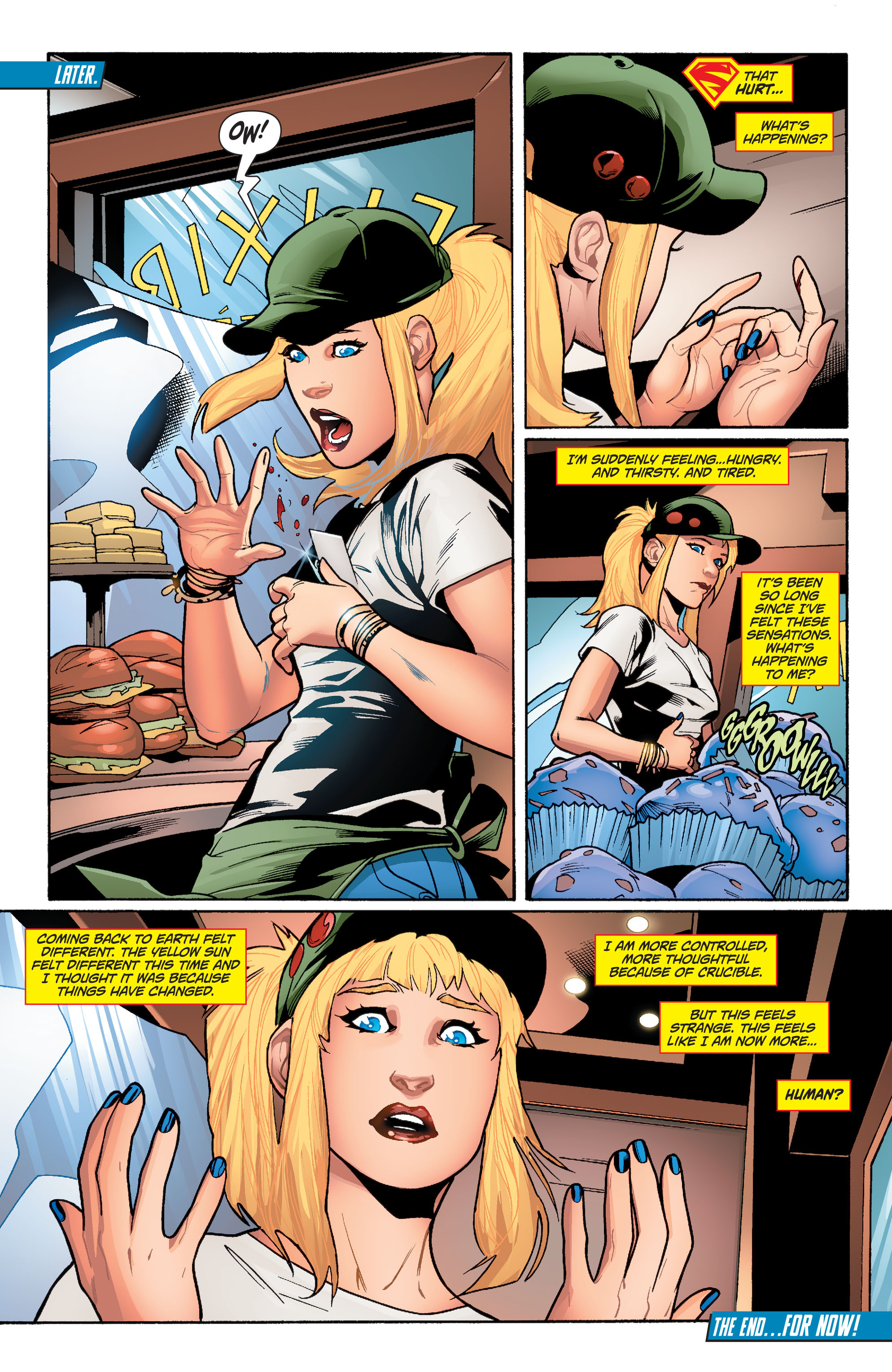 Supergirl (2011) Issue #40 #42 - English 20
