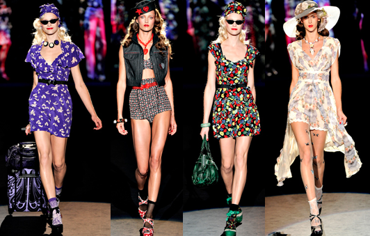 fashion week Anna Sui
