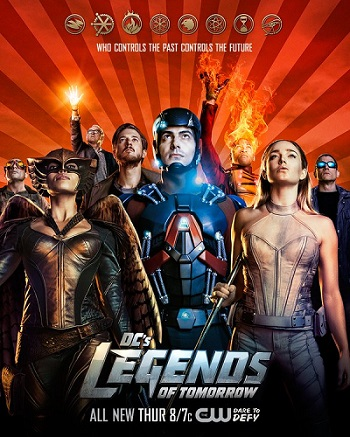 DC's Legends of Tomorrow Season 3 EP1 – EP12 ซับไทย