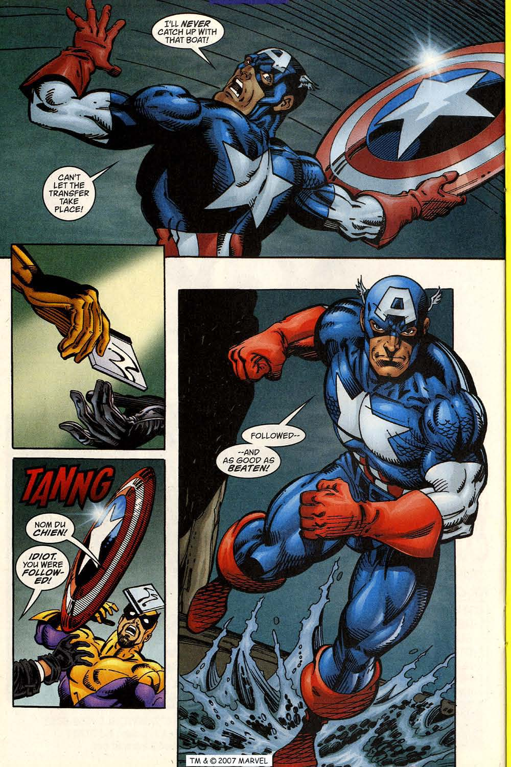 Captain America (1998) Issue #41 #48 - English 24