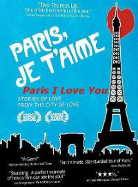 Paris I Love You - Paris, je t'aime