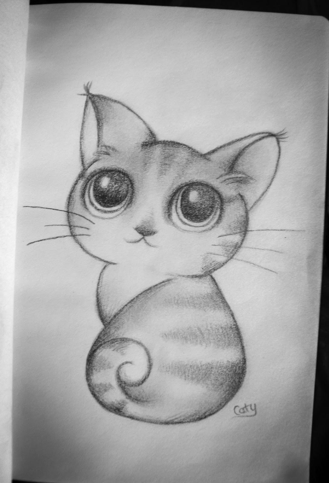 Caty 39 s blog passione disegno for Immagini disegni facili