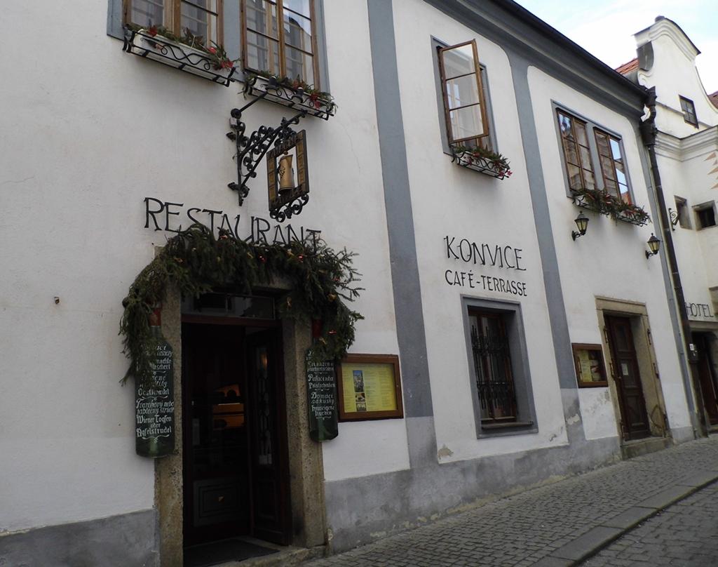 Restaurace Konvice Český Krumlov