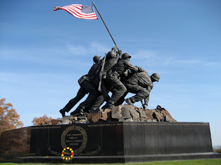 Monumento a Iwo Jima