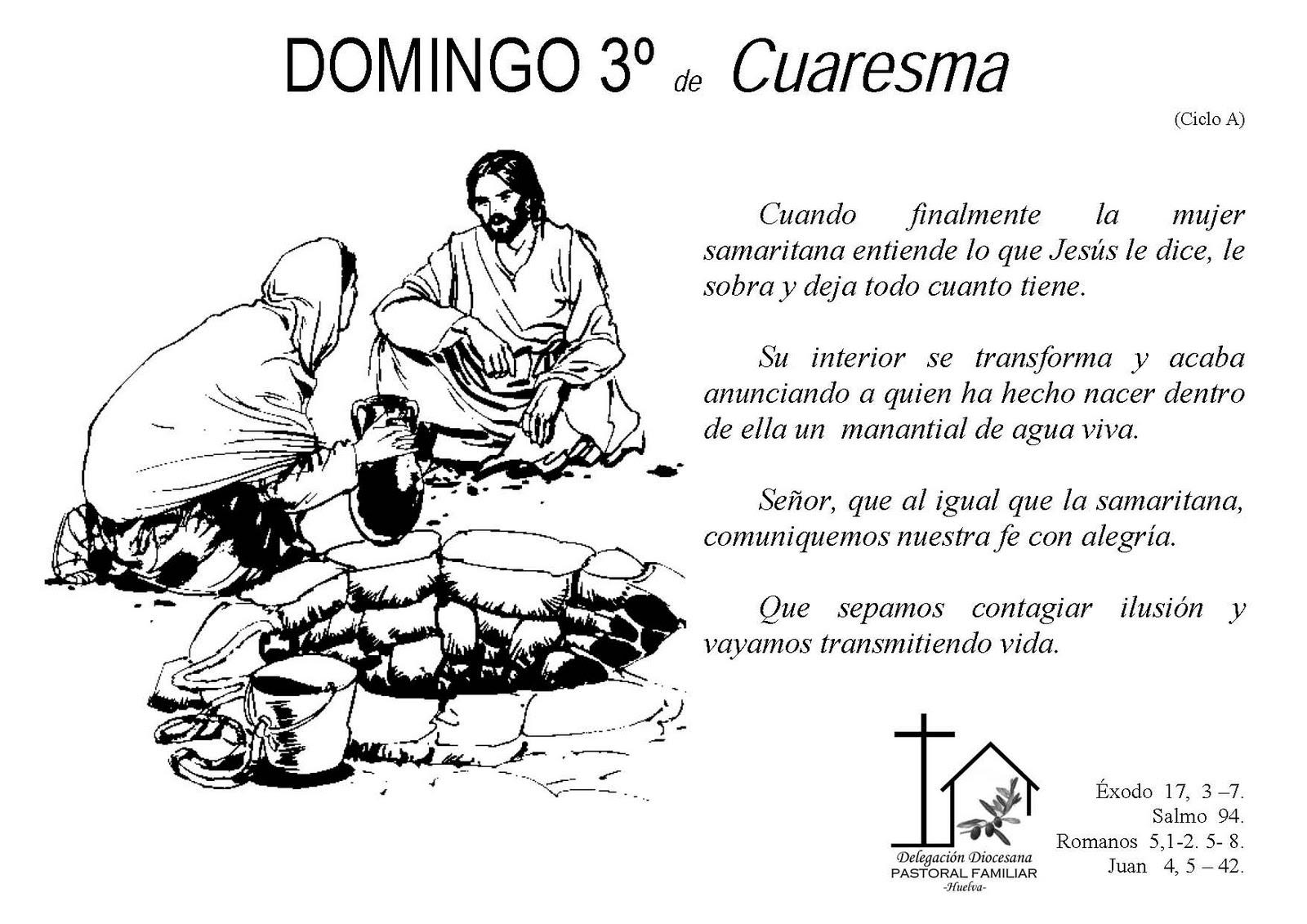 iii domingo cuaresma ciclo c: