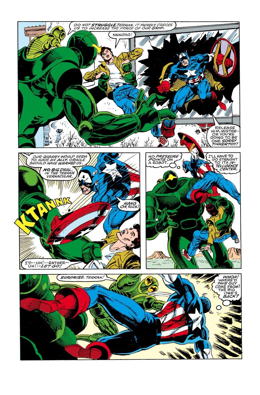 Captain America (1968) Issue #398 #331 - English 13