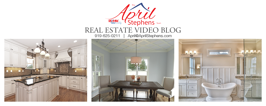 The April Stephens Team Real Estate Video Blog