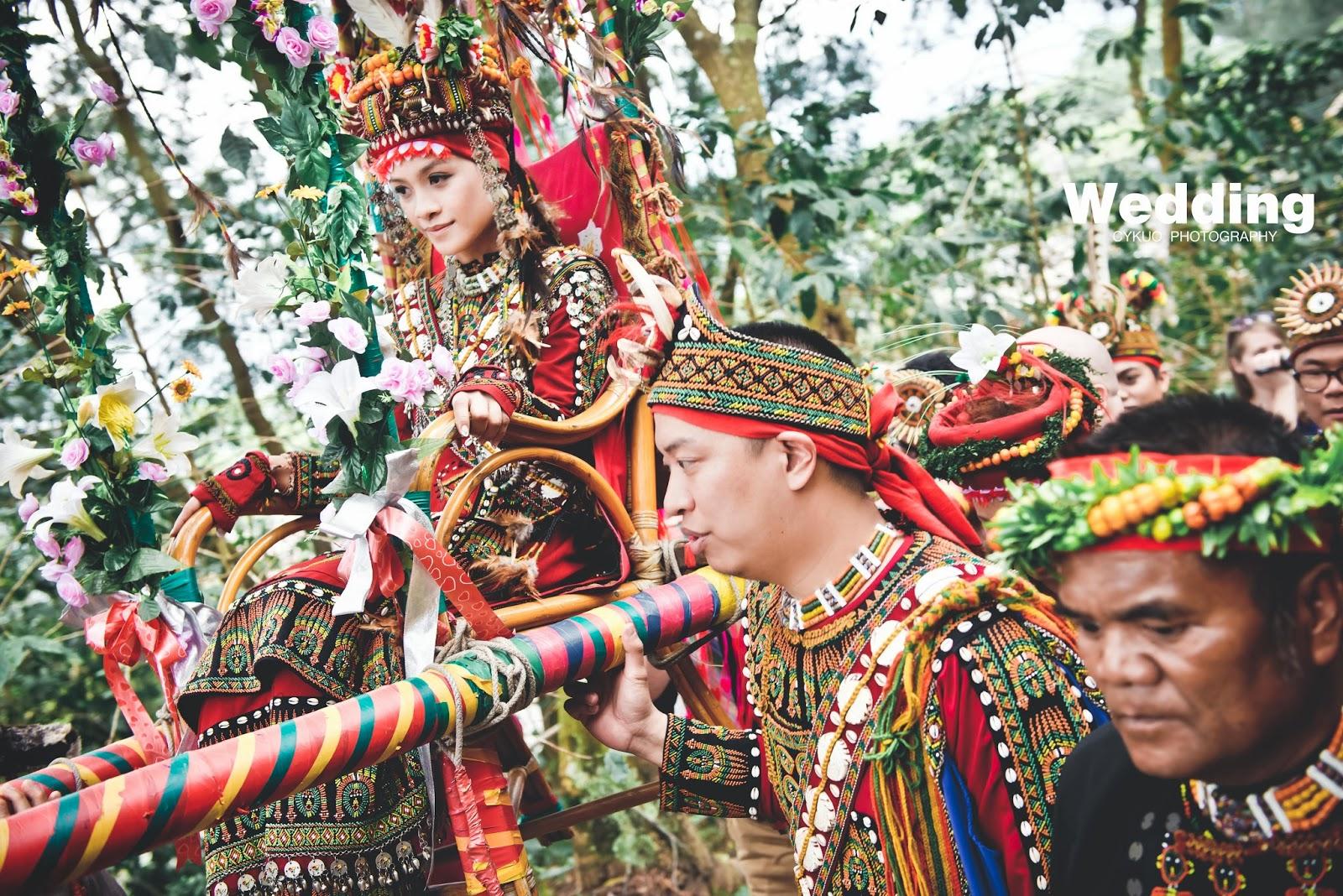 排灣族婚攝