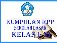 Unduh File RPP KTSP Berkarakter Untuk jenjang SD/MI Kelas 1-6