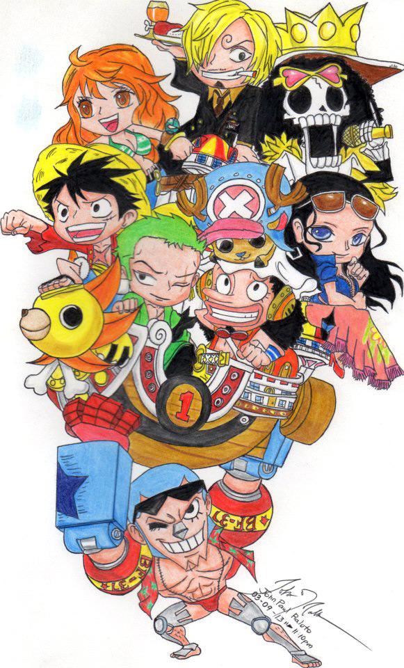 One Piece Chapter 706: Ta sẽ không cười ngươi nữa đâu 015