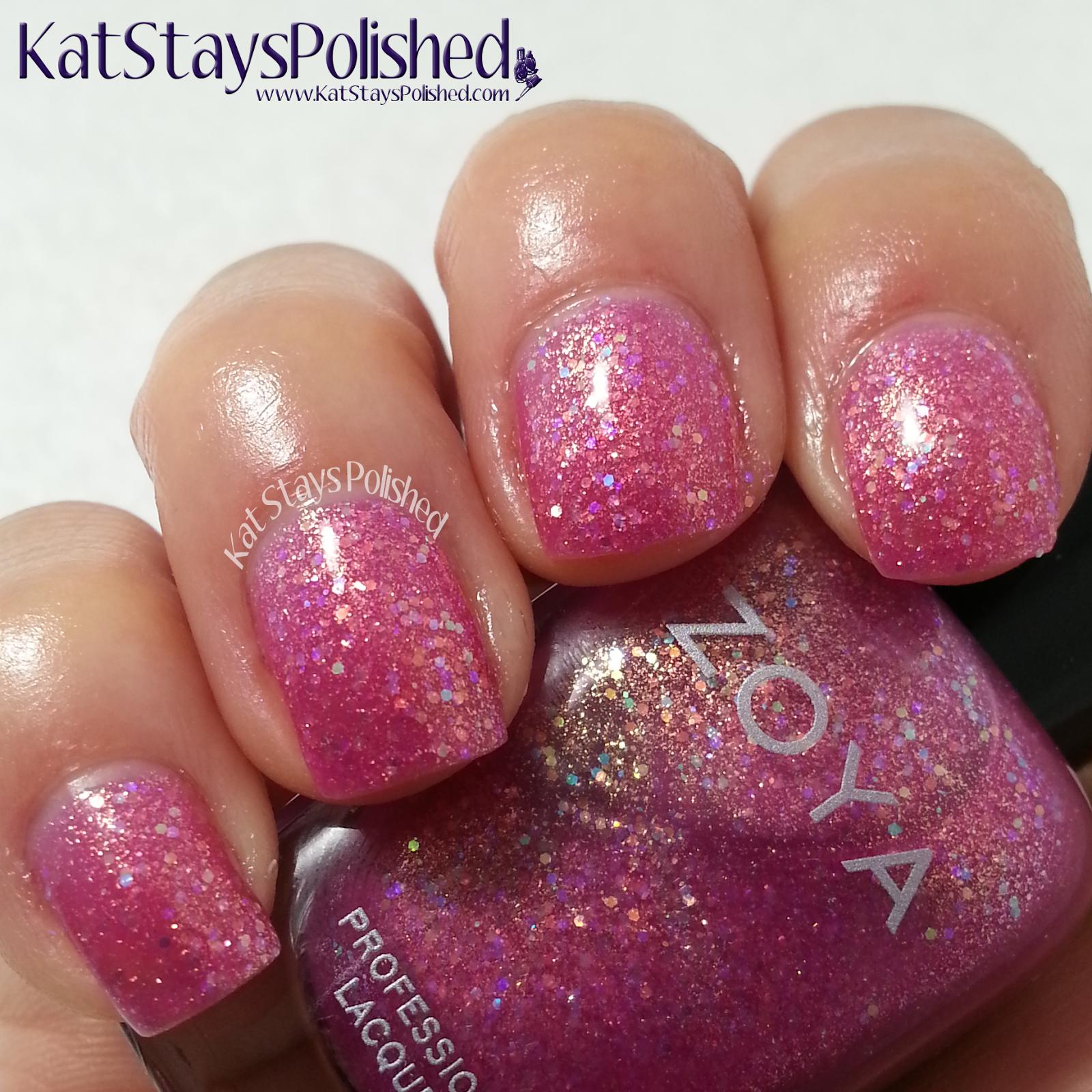 Zoya Bubbly - Binx | Kat Stays Polished