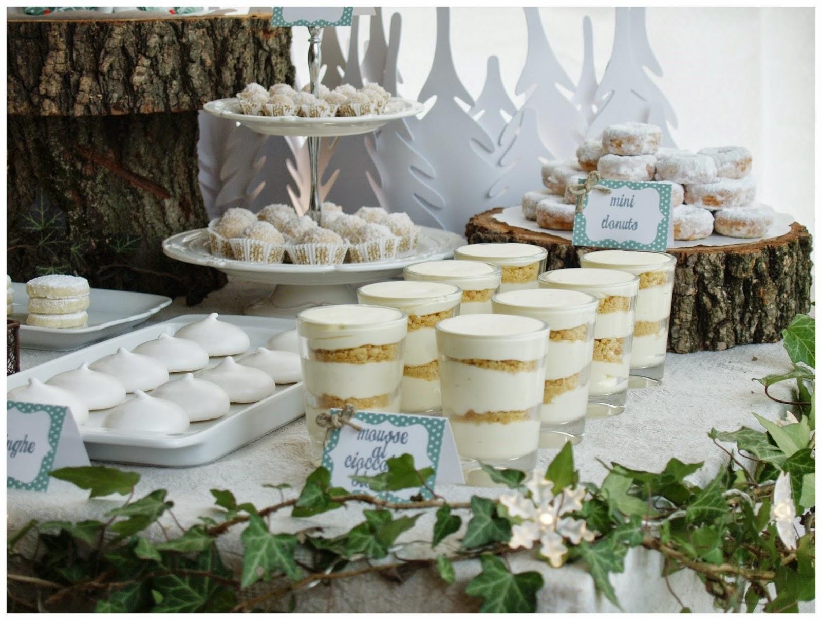 Mesa dulce para navidad cocochicdeco - Mesas dulces de navidad ...