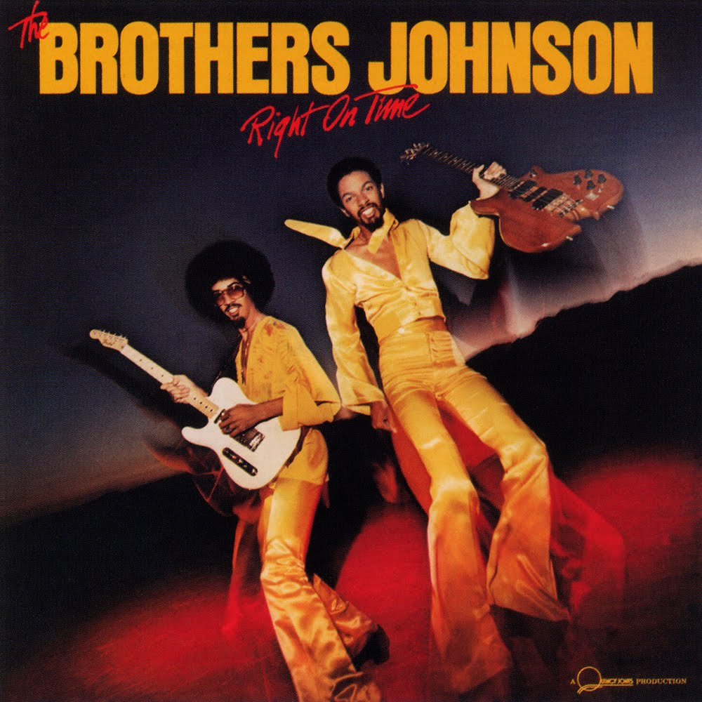 Blaq's Lossless Worldwide: The Brothers Johnson - Right On Time
