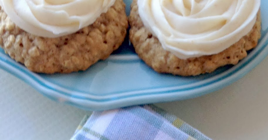 Crazy for Cookies and more: Buttermilk Oatmeal Cookies with Browned ...