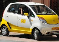 Tata Nano Taxi Service