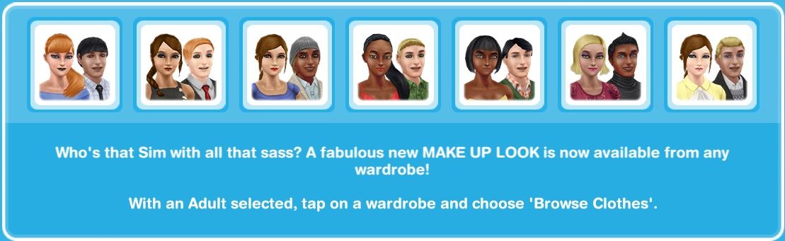 Sims Freeplay Quests And Tips The Make Up Artist Hobby Event