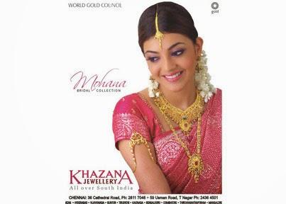 Khazana Jewellery Ad