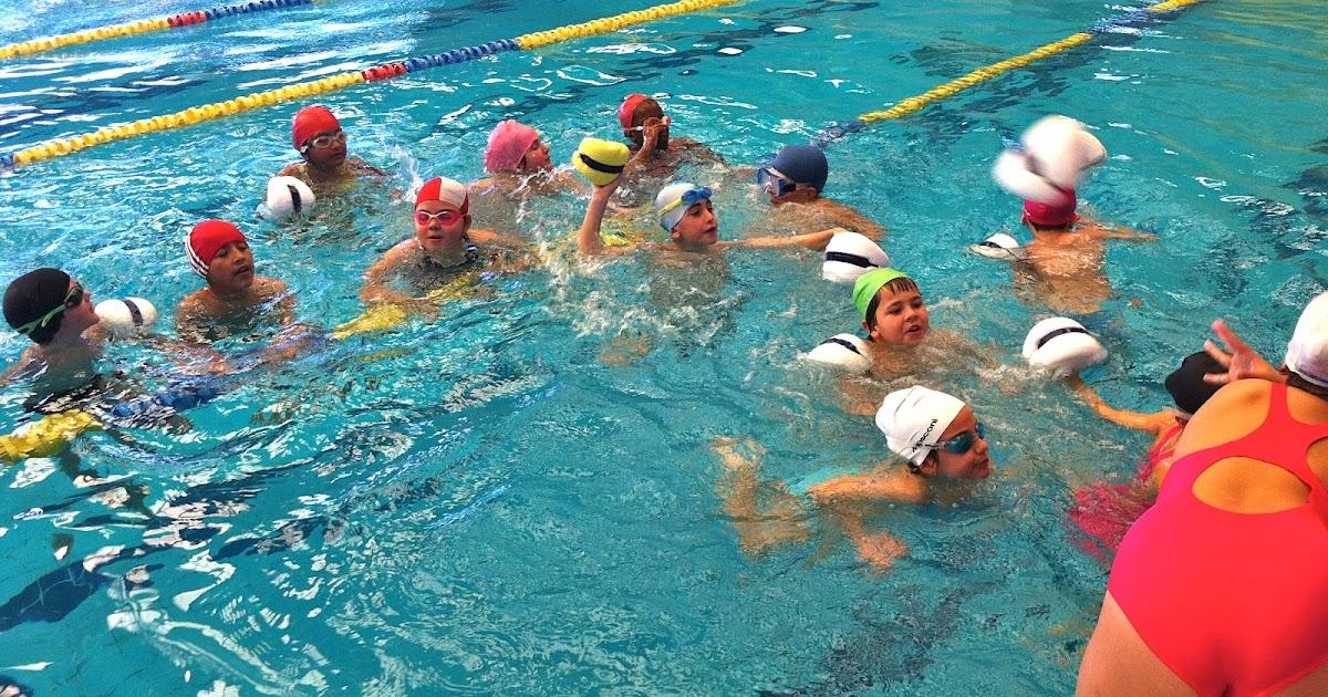 Ef sacratif dia de natacion for Piscina municipal motril