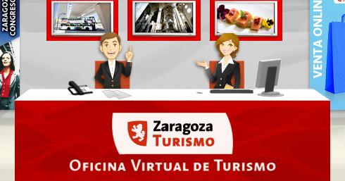 La oficina de turismo virtual de zaragoza - Oficina de turismo zaragoza ...
