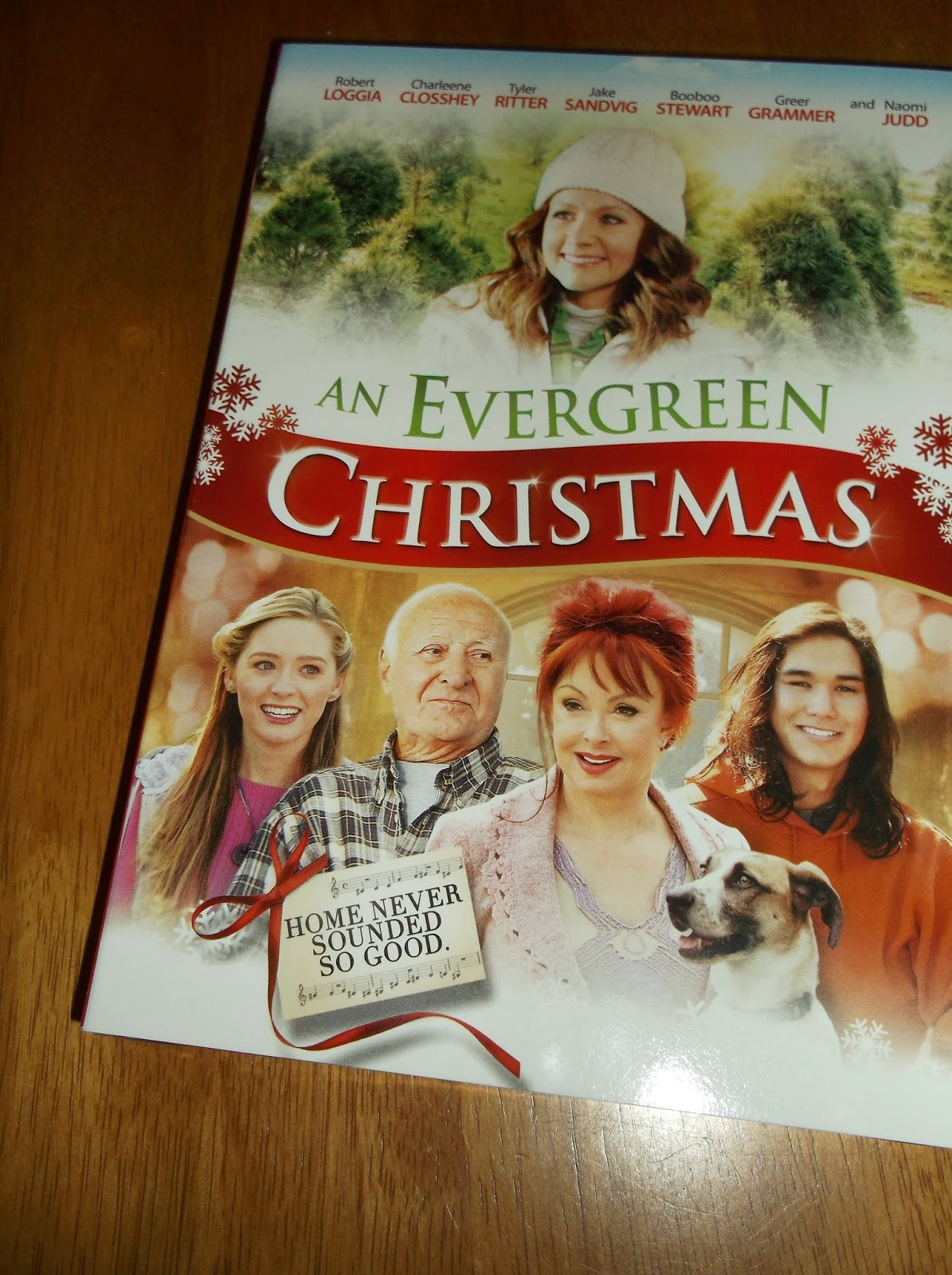 my opinion i love movies that are heartwarming and holiday themed this movie really was a great one which made me laugh and cry as i wish everyone in my - An Evergreen Christmas
