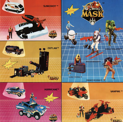M.A.S.K. (Kenner/PlayFul) 1985-1988 - Page 9 Mask001