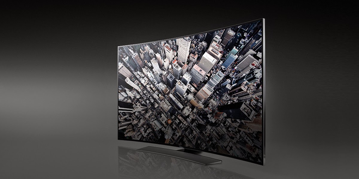 Reviews on samsung curved screen UN65H8000 model TV