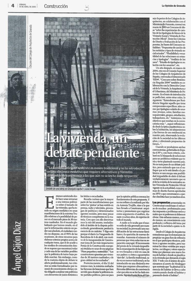 Gij n arquitectura blog la vivienda un debate pendiente for Oficina de la vivienda gijon