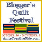 Blogger&#39;s Quilt Festival Fall 2012