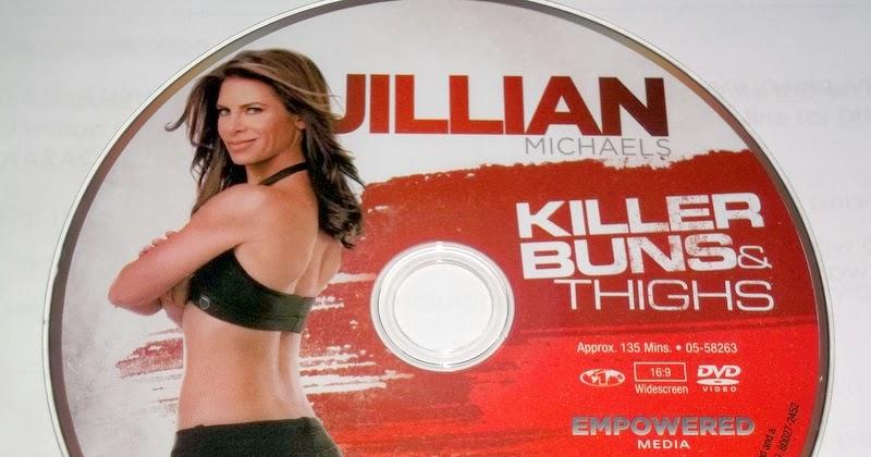 The Matejkas Equal Three Jillian Michaels Killer Buns And
