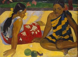 ¿Que hay de nuevo? - Paul Gauguin