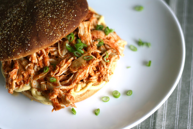 pulled chicken, pulled bbq chicken