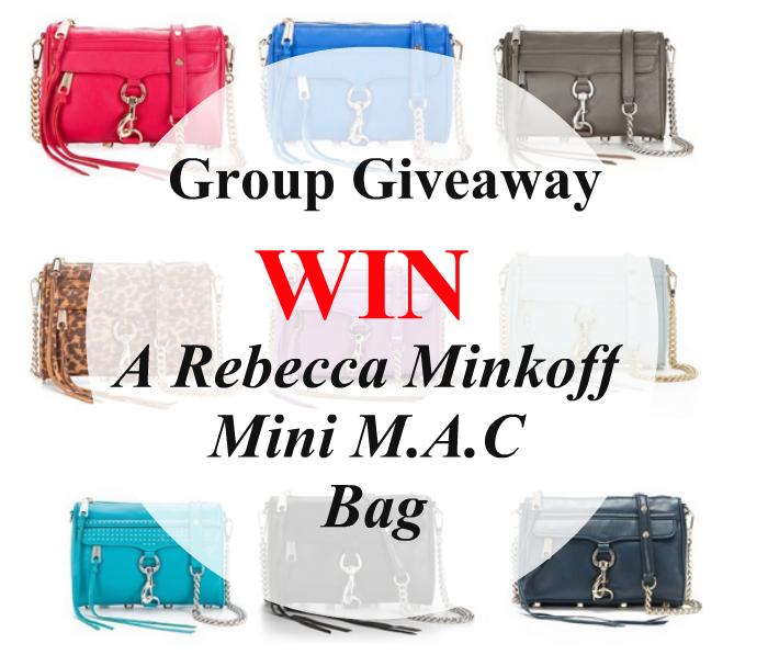 Rebecca Minkoof Mini M.A.C giveaway