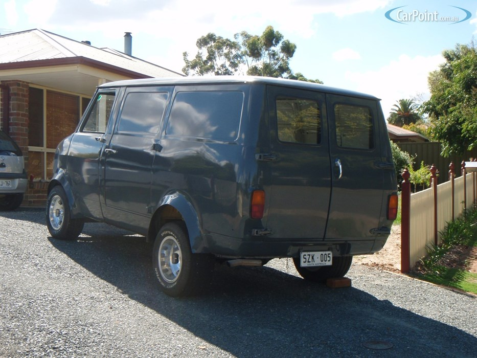 Bedford CF2 Van: For Sale: 1979 Bedford CFS - Australia