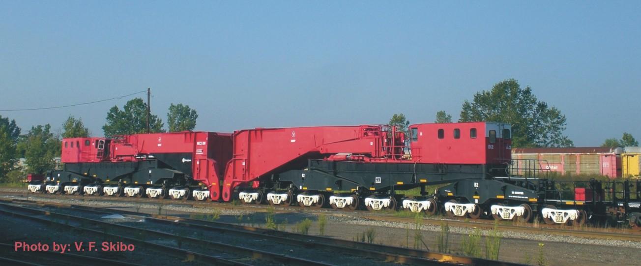 The Big Little Railroad Shop World 39 S 2 Largest Railcars