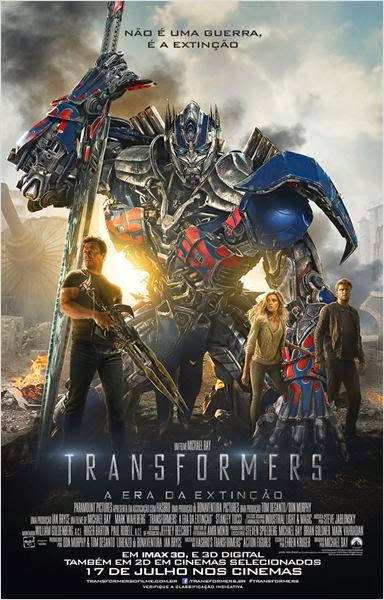 Transformers 4: A Era da Extinção – HD 720p