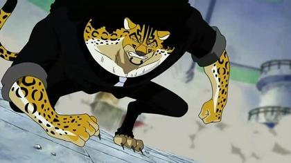 ผลเนโกะเนโกะโมเดลเสือดาว (Neko Neko no Mi: Model Leopard) @ One Piece
